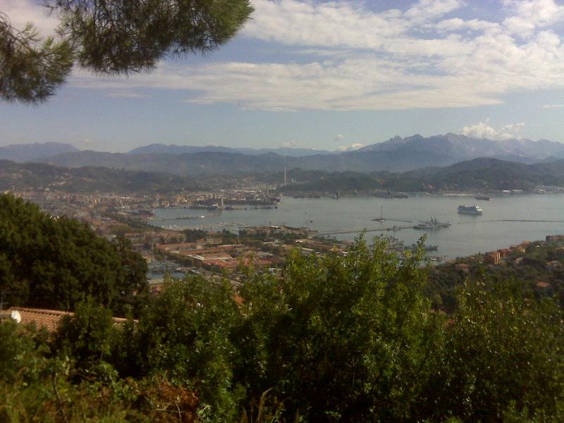 La Spezia - Tuesday